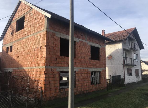 Kuća obitelji Vuković pod ovrhom