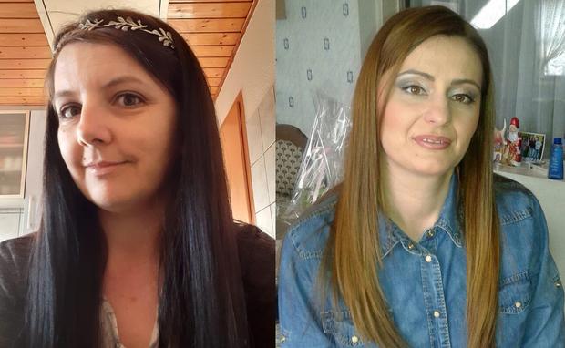 Zvjezdana Vukajlović i Radmila Vuković