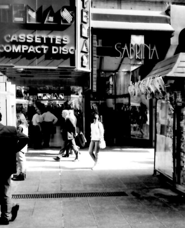 Blještavilo Buenos Airesa: trgovačko središte Florida (Foto: Đorđe Ličina)